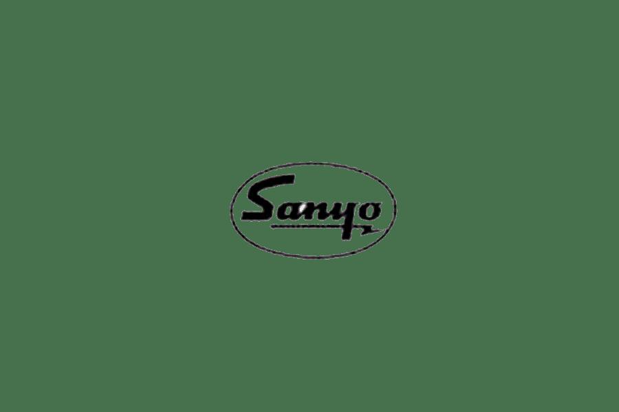Sanyo Logo 1958