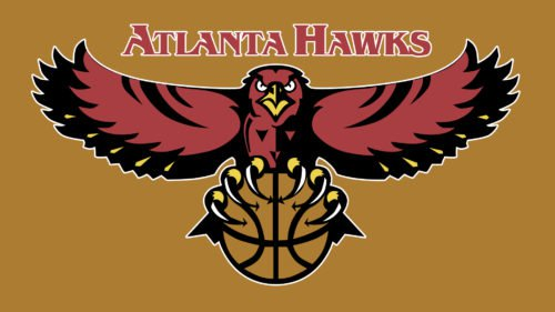 atlanta hawks old logo