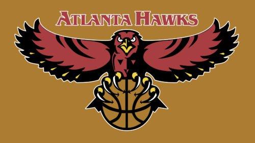 atlanta hawks old logo