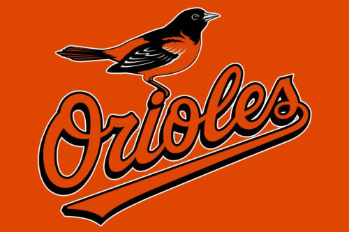 baltimore orioles new logo