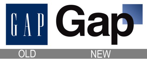 gap logo history
