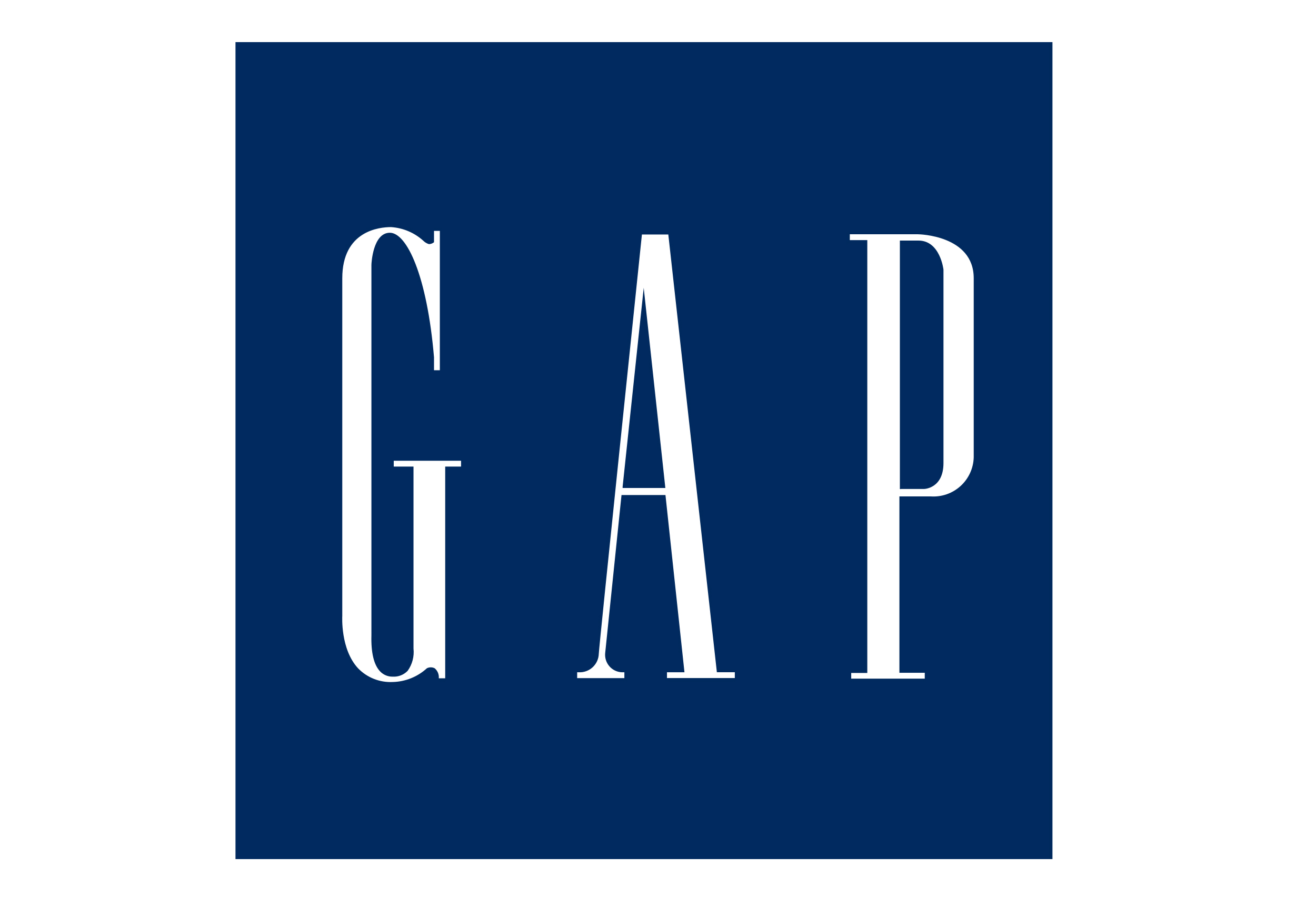 This image has an empty alt attribute; its file name is gap-new-logo.jpg