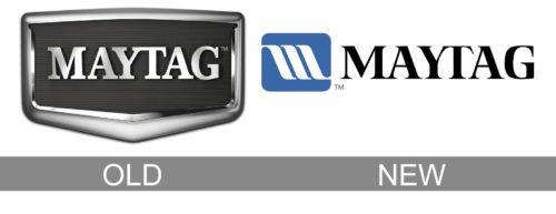 maytag logo history