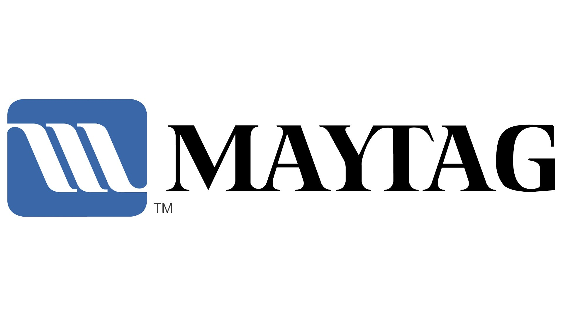 maytag logo maytag symbol meaning history and evolution