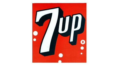 7up old logo