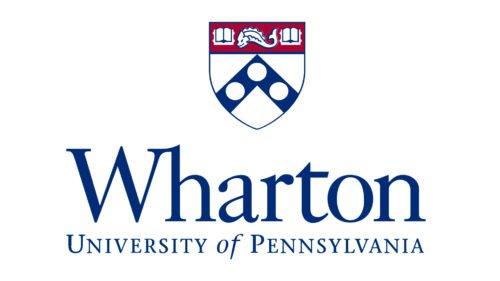 Color Wharton logo