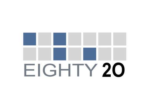 Eighty-20 logo