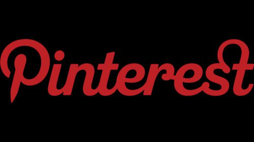 Font Pinterest logo