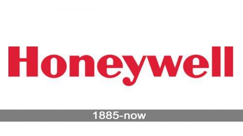 Honeywell Logo history