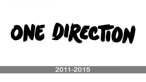 One Direction Logo history