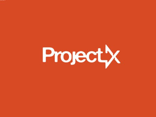 Project X Construction logo