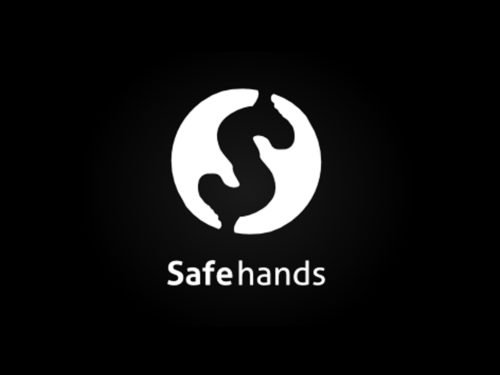 Safehands logo