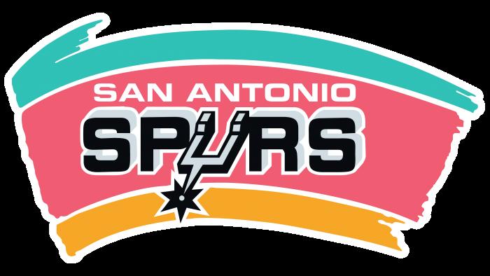 San Antonio Spurs Logo 1989