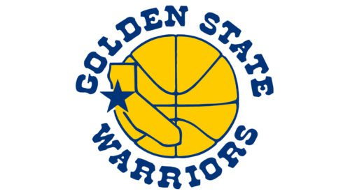 golden state warriors old logo