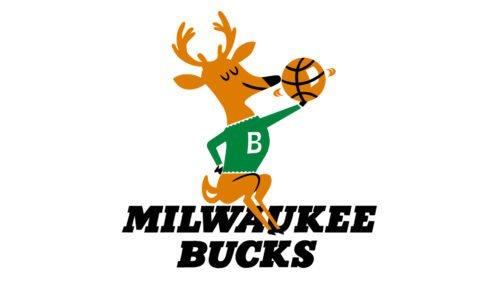 milwaukee bucks old logo