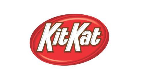 old kit kat logo