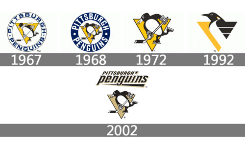 pittsburgh penguins logo history