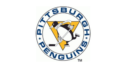 pittsburgh penguins old logo