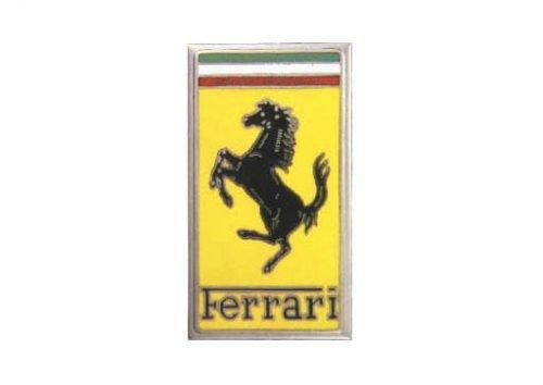 1981 ferrari logo