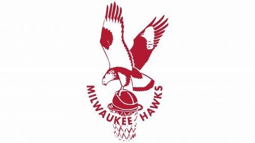 Atlanta Hawks Logo 1951