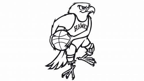 Atlanta Hawks Logo 1968
