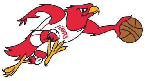 Atlanta Hawks Logo 1969