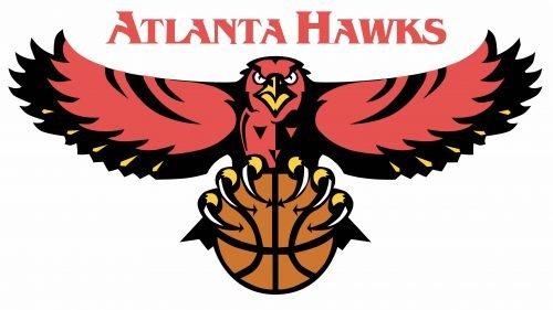 Atlanta Hawks Logo 1995