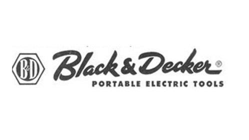 Black Decker Logo 1930