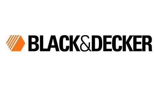 Black Decker Logo 1984