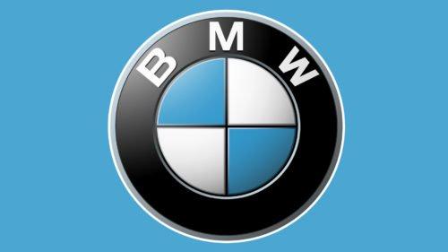 Color BMW logo