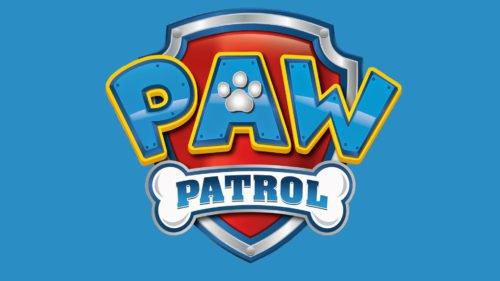 Color Paw Patrol Logo