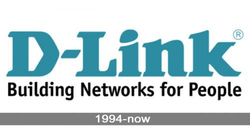 D-Link logo history