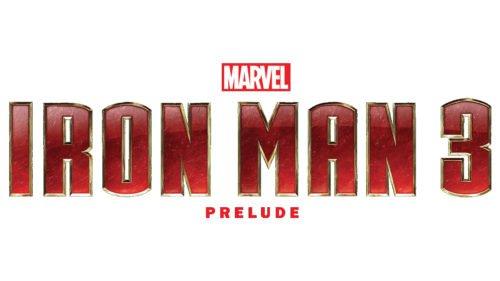 Font Iron Man Logo