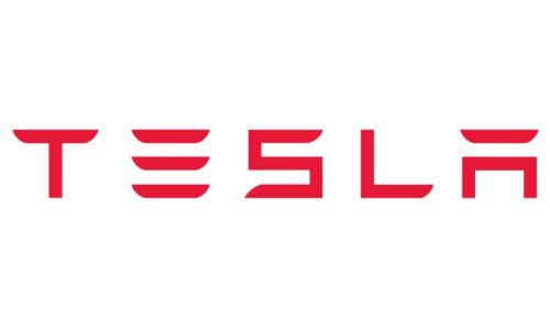 Font Tesla logo