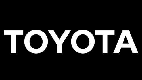 Font Toyota logo