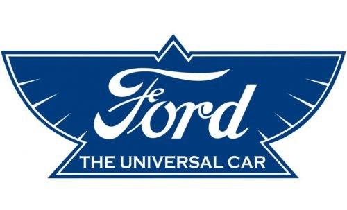 Ford Logo 1912