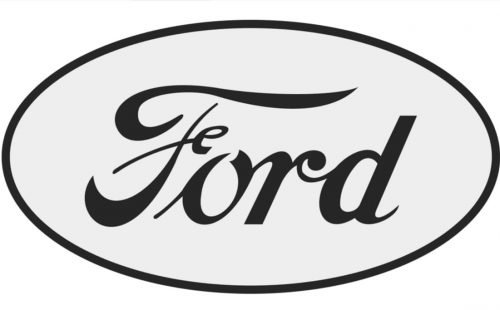 Ford Logo 1917