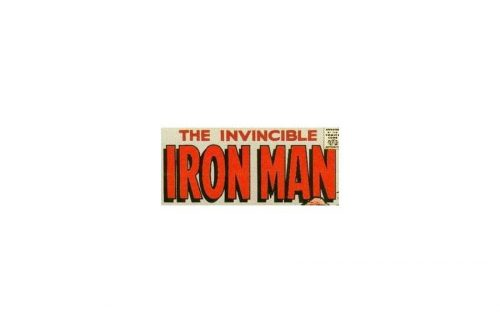 Iron Man Logo 1968