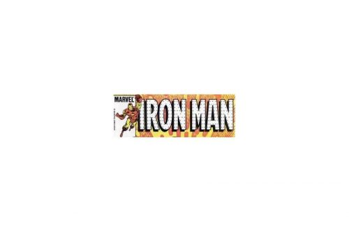 Iron Man Logo 1984
