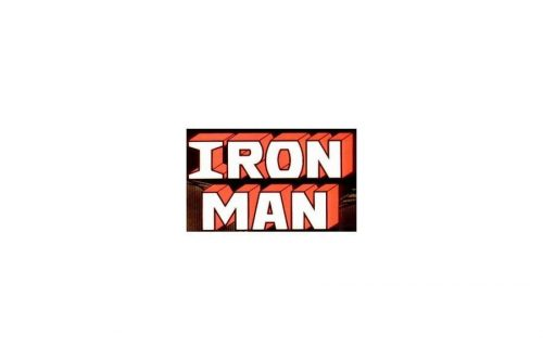Iron Man Logo 1985
