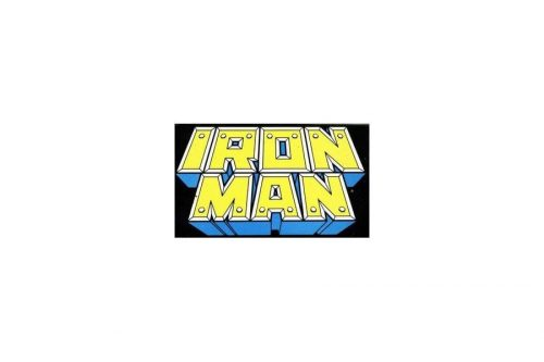 Iron Man Logo 1987