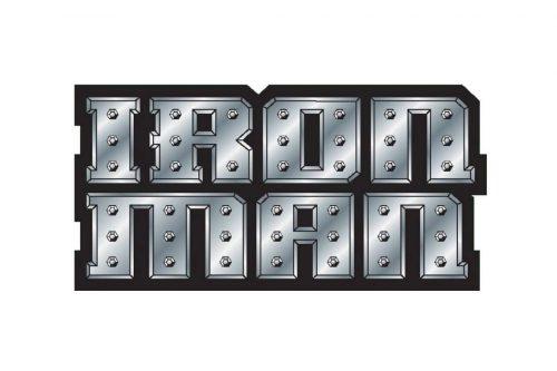 Iron Man Logo 1996