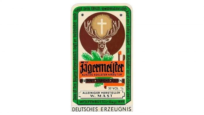 Jagermeister Logo 1937