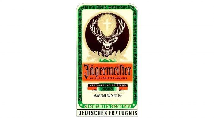 Jagermeister Logo 1949