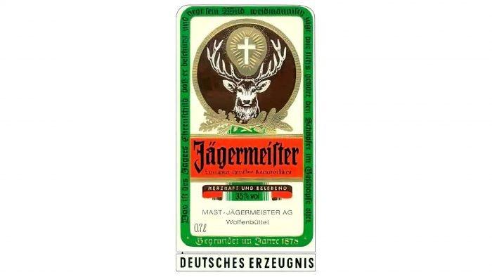 Jagermeister Logo 1987