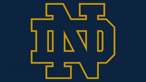 Notre Dame Fighting Irish basketball logo