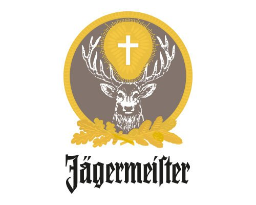 Old Jagermeister Logo