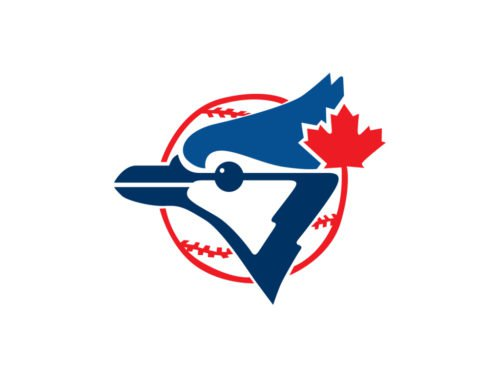 Old logo Toronto Blue Jays