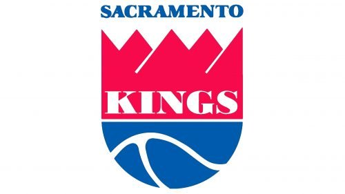 Sacramento Kings Logo 1986
