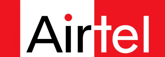 Airtel Logo 1995